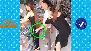 Funny Videos ● Best of Chinese Funny Videos Whatsapp Funny Videos 2017 (Part 6)