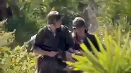 funny army video foreigner