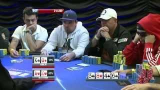 BSOP São Paulo - Campeonato Brasileiro De Poker - Fevereiro De 2013 - Parte 4/6