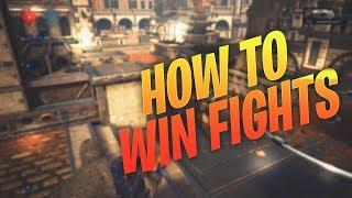 How to Win Fights on Gears of War 4 | Advanced Tutorial