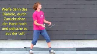 1 Diabolo - Tutorial/Lernvideo Auf Deutsch