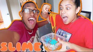 DIY SODA POP SLIME YOU CAN ACTUALLY EAT! JQCGE TUTORIAL