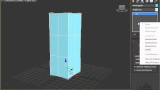 Autodesk 3ds Max Video Curso/Tutorial En Português :: Painel Modify: Terceira Parte