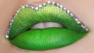 Lipstick Tutorial Compilation 2017 | New Amazing Lip Art Ideas September 2017 | Part 1