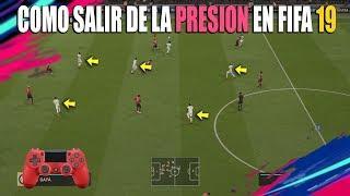 FIFA 19 Como Salir De La Presion Constante TUTORIAL - How To Exit Constant Pressure Tutorial