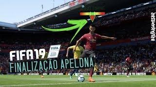 APRENDA A FAZER O NOVO CHUTE  DO FIFA 19 | TIMED FINISHING TUTORIAL ⏰