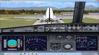 Tutorial Fsx Italiano: Decollo- Avvicinamento-atterraggio Ils-nav Parte 1