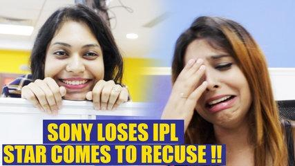 Star bags IPL, Sony left with one option; Watch Funny Spoof | Oneindia News