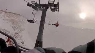 Gopro: Skiing In Brezovica 2014