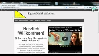 Wordpress CSS Tutorial Deutsch Für Www.eigene-website-machen.de
