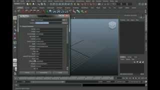 Tutoriel Autodesk Maya : Les Bases