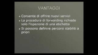 MPLS Tutorial (Multi Protocol Label Switching) - Italian