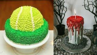 Top 10 Satisfying Cake Decorating Tutorial Nov 2018
