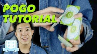 Cardistry for Beginners: Two-handed Cut - Pogo Tutorial