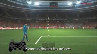 [English] Team Attacking Controls [PES 2014]