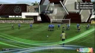 FIFA 13 Tutorial - Faltas 3/4 - Faltas Fortes (A BOMBA) | PORTUGUÊS