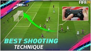 FIFA 19 IMPOSSIBLE TO DEFEND SHOOTING TECHNIQUE - TUTORIAL - MOST OP SHOOTING TRICK !!!