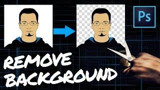 How To Remove Background In Photoshop Easy Tutorial for Beginners