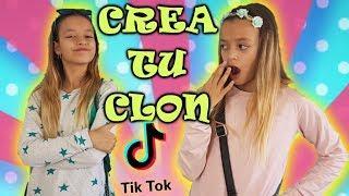 TUTORIAL COMO HACER CLONES EN TIKTOK / TENGO UNA GEMELA!  *Mellizas Channel