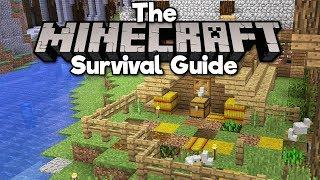 Automatic Chicken Cooker Coop! ▫ The Minecraft Survival Guide (Tutorial Lets Play) [Part 104]
