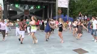 Saulės žiedas 2013: Flashmobas (The Flower Of The Sun 2013: Flashmob)