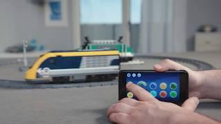 LEGO City - Tips, Tricks & Tutorial Video! How to Set up your LEGO App-Controlled Train