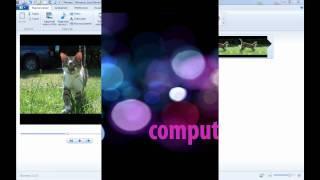 Windows 7 Tutorial Guida Utilizzare Windows Live Movie Maker Italiano Prima Parte
