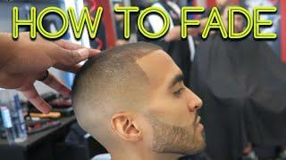 Barber Tutorial | Simple Steps for Fading