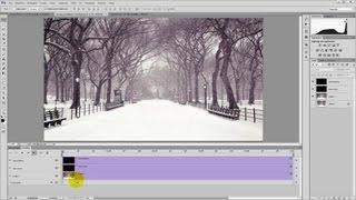 20) Effetto Neve, Facciamo Nevicare Nelle Foto - Photoshop CS6 - Tutorial Italiano