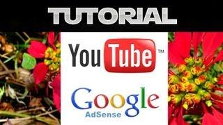 Geld Verdienen Mit YouTube - Google Adsense&YouTube Partner TUTORIAL + FAQ (Deutsch/German) 2013