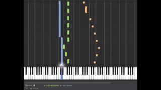 Swedish House Mafia - One Piano Tutorial
