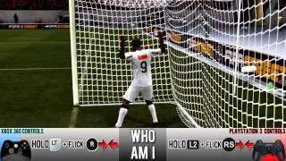 FIFA 13   Full Celebrations Tutorial XBOX 360&PS3