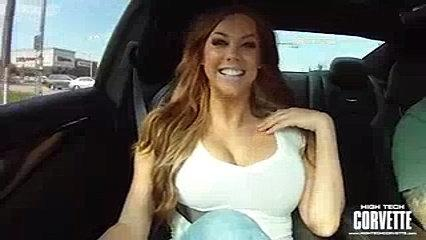 S-xy_Girl_Chickles_On_Car - Funny Videos