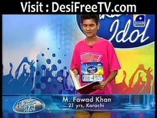 The Most Funny Audition In Pakistan Idol Watch Now!