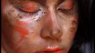 .Make-Up Tutorial: Futurism Inspired Make-up Ft.Erikioba (Italian).