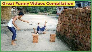 Great Funny Videos Compilation | Most Funny Video Clips |  All In One Tv bd