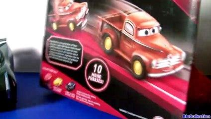 Cars 3 Funny Talkers Smokey Truck & Funny Talkers Jackson Storm  Pixar Cars 3 toys for kids