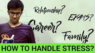 How To Handle Stress? 'Stress Busting Tutorial ' | Creative Ways To Tackle Stress | Retake IITD