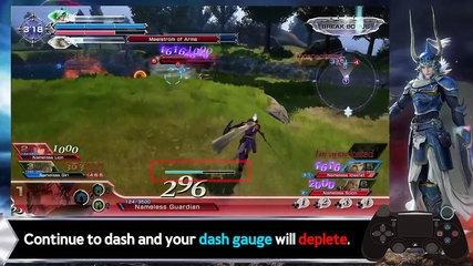 Dissidia Final Fantasy NT Official Tutorial Video