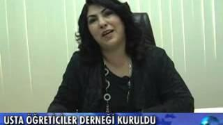 Kahramanmaraş Usta Öğreticiler Derneği'nin Kurucularından Hatice Kaya Dernekle Ilgili Bilg