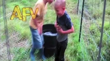 Funny Kid Fails Compilation 2016