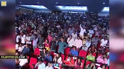 Prabhas Funny Comments on Gopichand  #GauthamNanda Movie Rare Video - Filmyfocus.com