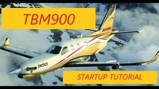TBM-900 Tutorial 1 by Totoritko the Dev -  BETA PREVIEW  X-Plane 11