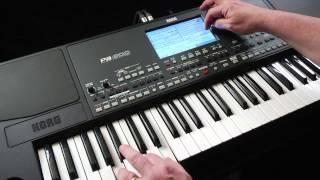Korg Pa600 User Manual (на български) 2/7 - Sounds