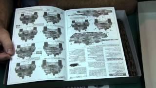 Box Review Tamiya 1/35 Leopard 2A5 # 35242