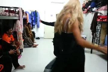 Funny Pathan's dance