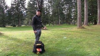 Paul Ulibarri (Discraft)  and Cory Jones (Prodigy) hole tutorial