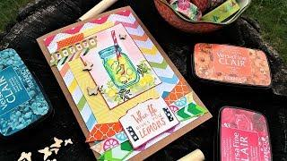 Squeeze the Day! Cardmaking Tutorial