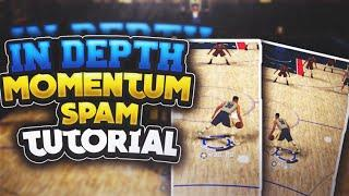 Ultimate In-Depth Momentum Spam Tutorial in NBA 2k18 • Dribble God Tutorials #1