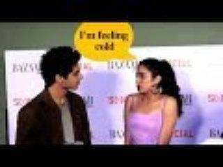 Ishaan Khatter And Janhvi Kapoor's FUNNY MOMENTS At Dhadak Movie Promotion